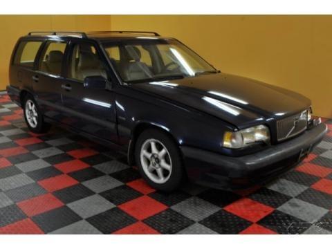 1997 Volvo 850 GLT Turbo Wagon Data, Info and Specs | GTCarLot.com