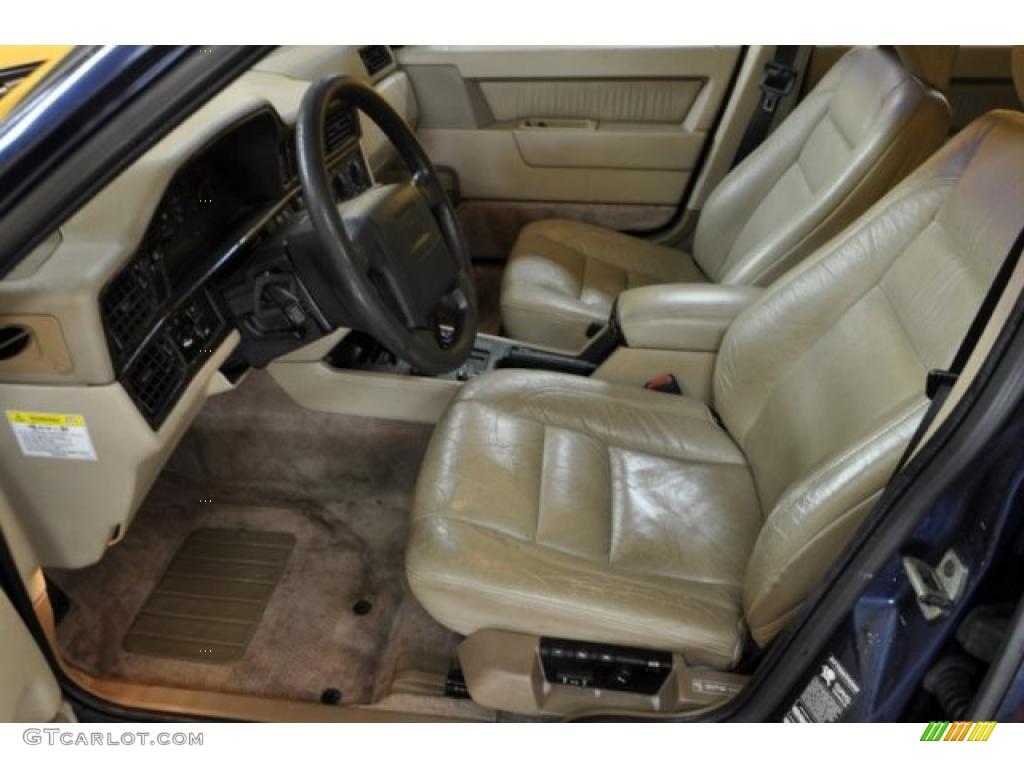 1997 volvo 850 interior