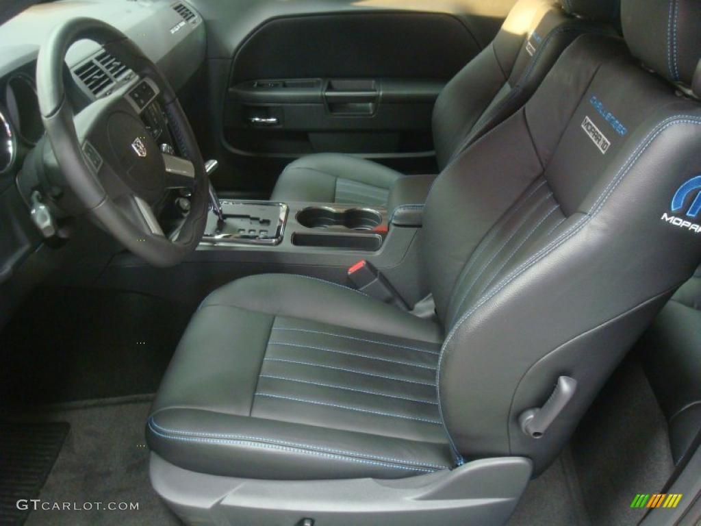 2010 Dodge Challenger R/T Mopar U002710 Interior Photo #41729461