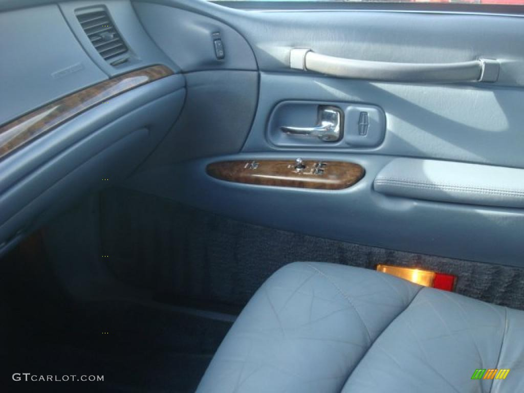 slate blue interior 1997 lincoln town car signature photo 41733378. Black Bedroom Furniture Sets. Home Design Ideas