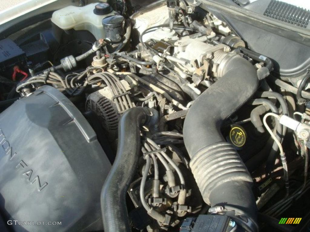1997 Lincoln Town Car Signature 4 6 Liter Sohc 16 Valve V8