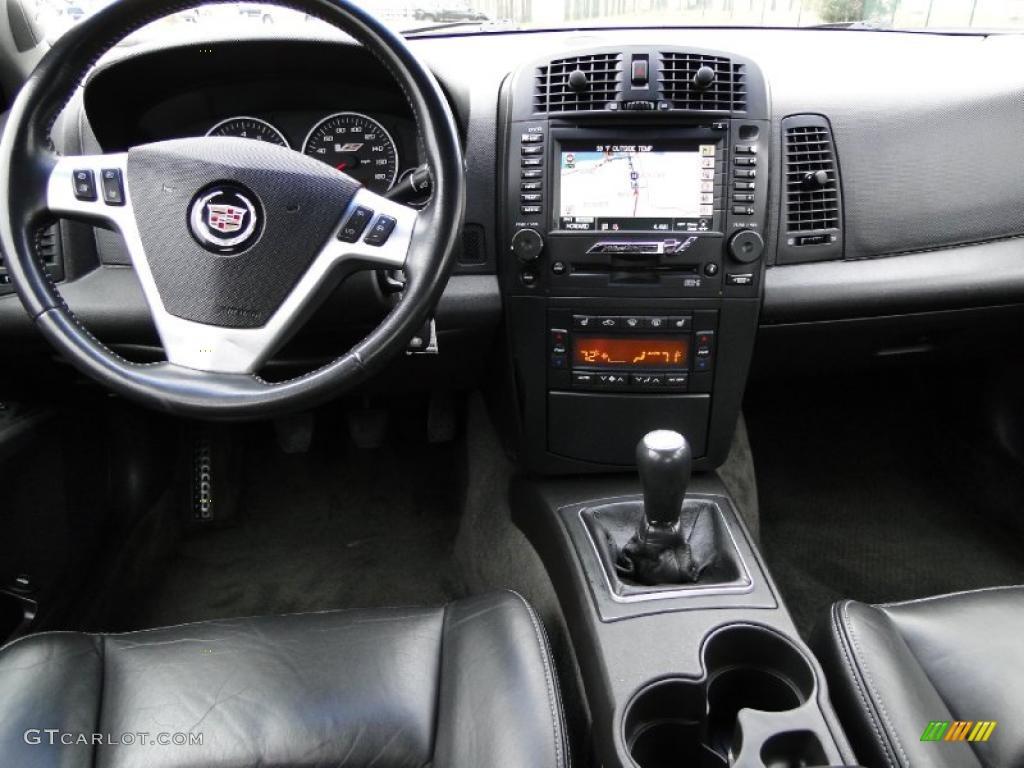 2004 Cadillac Cts Mallett Cts V Ebony Dashboard Photo
