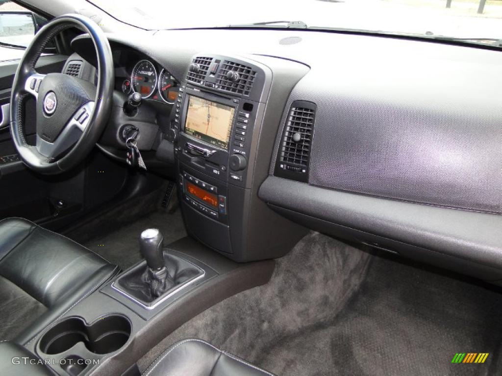 2004 Cadillac Cts Mallett Cts V Dashboard Photos