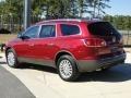 2010 Red Jewel Tintcoat Buick Enclave CXL  photo #7