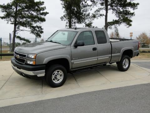 2007 chevrolet silverado 2500hd classic lt extended cab. Black Bedroom Furniture Sets. Home Design Ideas