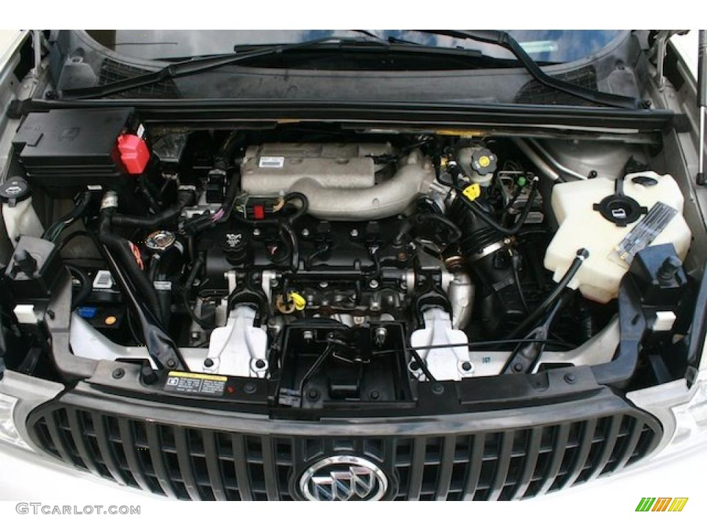 2006 Buick Rendezvous CXL 3.6 Liter DOHC 24-Valve V6 Engine Photo #41764865