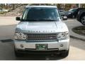 2007 Zermatt Silver Metallic Land Rover Range Rover Supercharged  photo #6