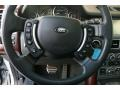 Jet Black Steering Wheel Photo for 2007 Land Rover Range Rover #41766117
