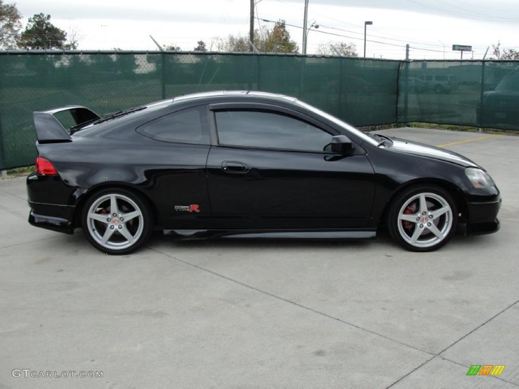 Nighthawk Black Pearl 2006 Acura RSX Type S Sports Coupe ...