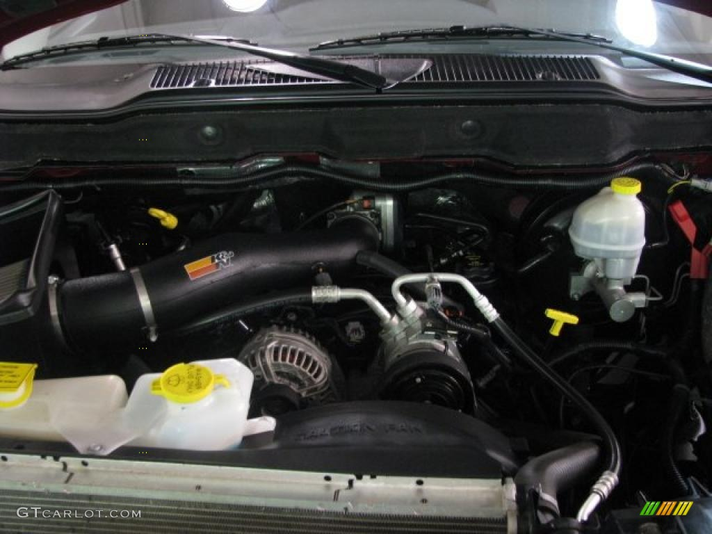 2008 dodge ram 2500 hemi