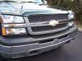 2005 Dark Green Metallic Chevrolet Silverado 1500 Regular Cab 4x4  photo #21