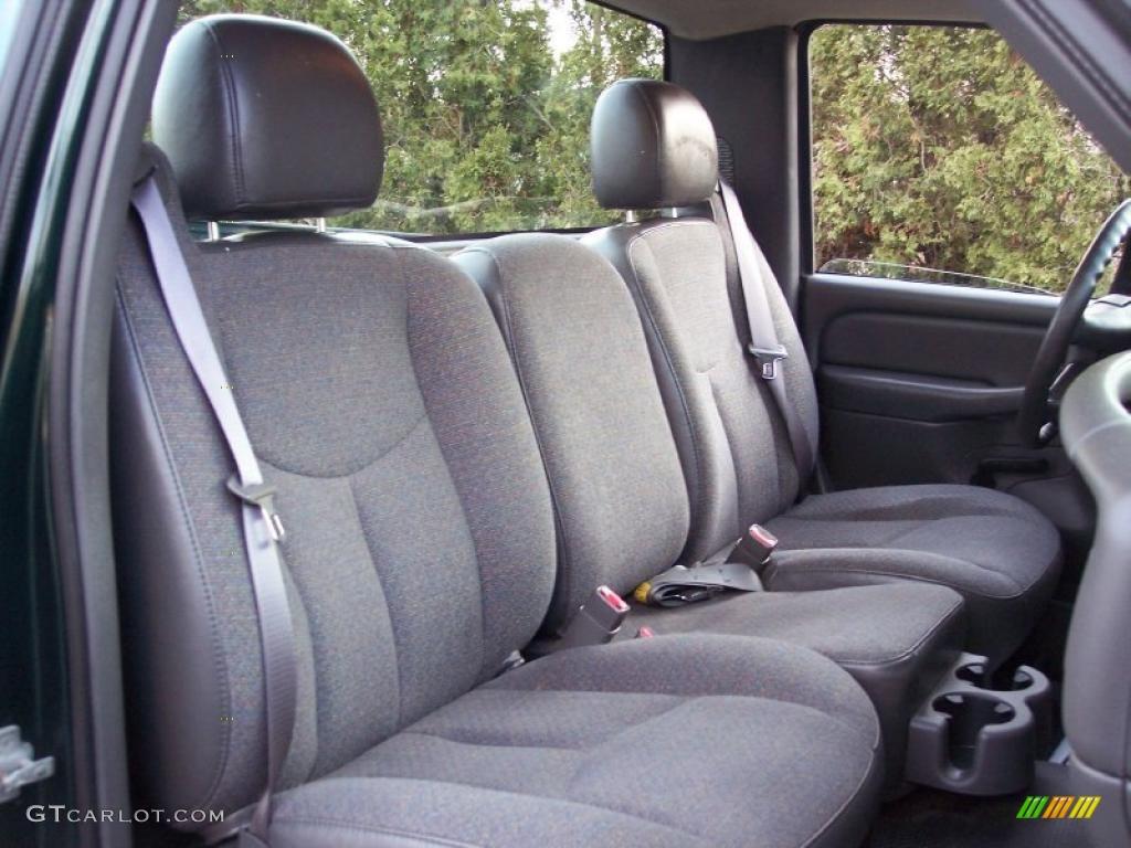 2001 Chevy Silverado Interior