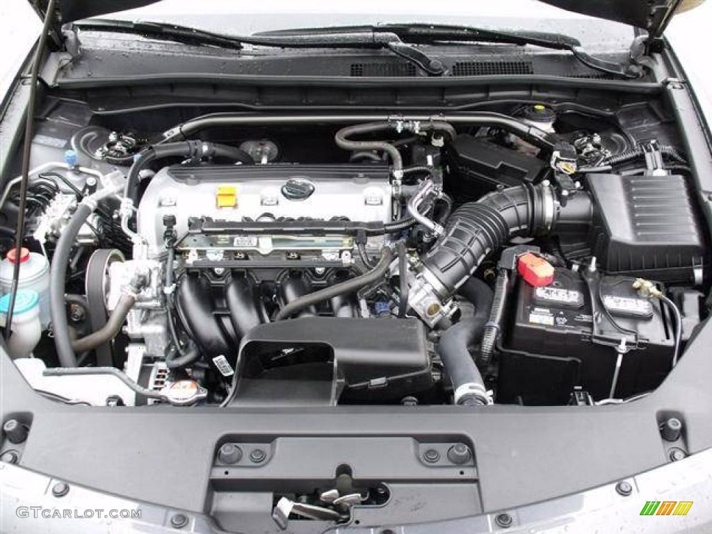 2010 Honda Accord Lx S Coupe 2 4 Liter Dohc 16 Valve I Vtec 4 Cylinder Engine Photo 41807119