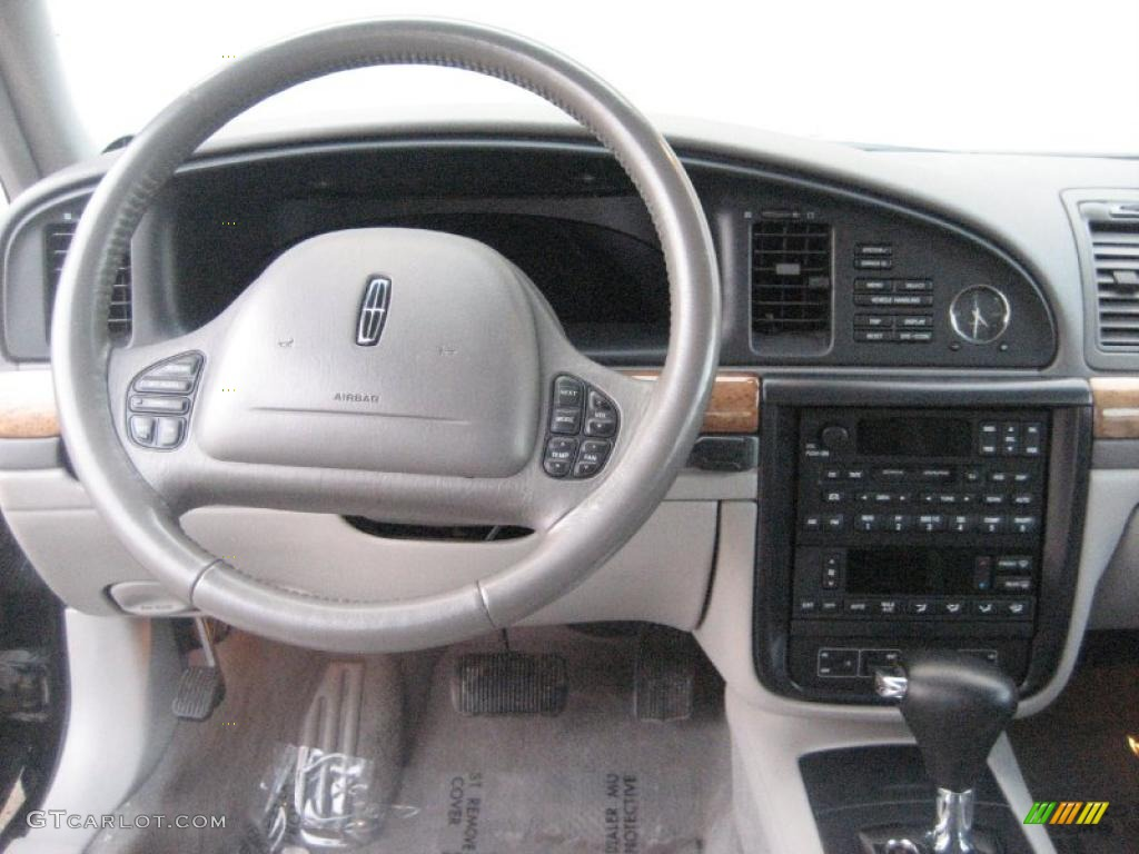 How To Disassemble 1999 Lincoln Continental Dash