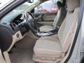 Cashmere/Cocoa Interior Photo for 2011 Buick Enclave #41822631