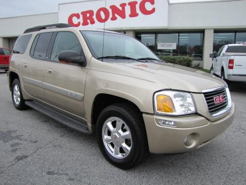 2004 gmc envoy xl slt data info and specs. Black Bedroom Furniture Sets. Home Design Ideas