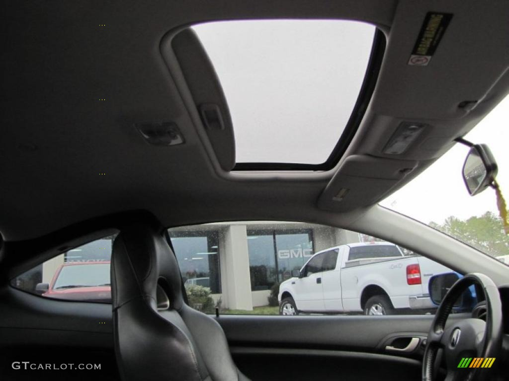 Acura RSX Type S Sports Coupe Sunroof Photos GTCarLotcom - Acura rsx sunroof