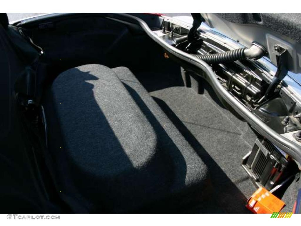 2008 Pontiac Solstice Gxp Roadster Trunk Photo 41827536