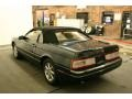 1993 Polo Green Metallic Cadillac Allante Convertible  photo #4