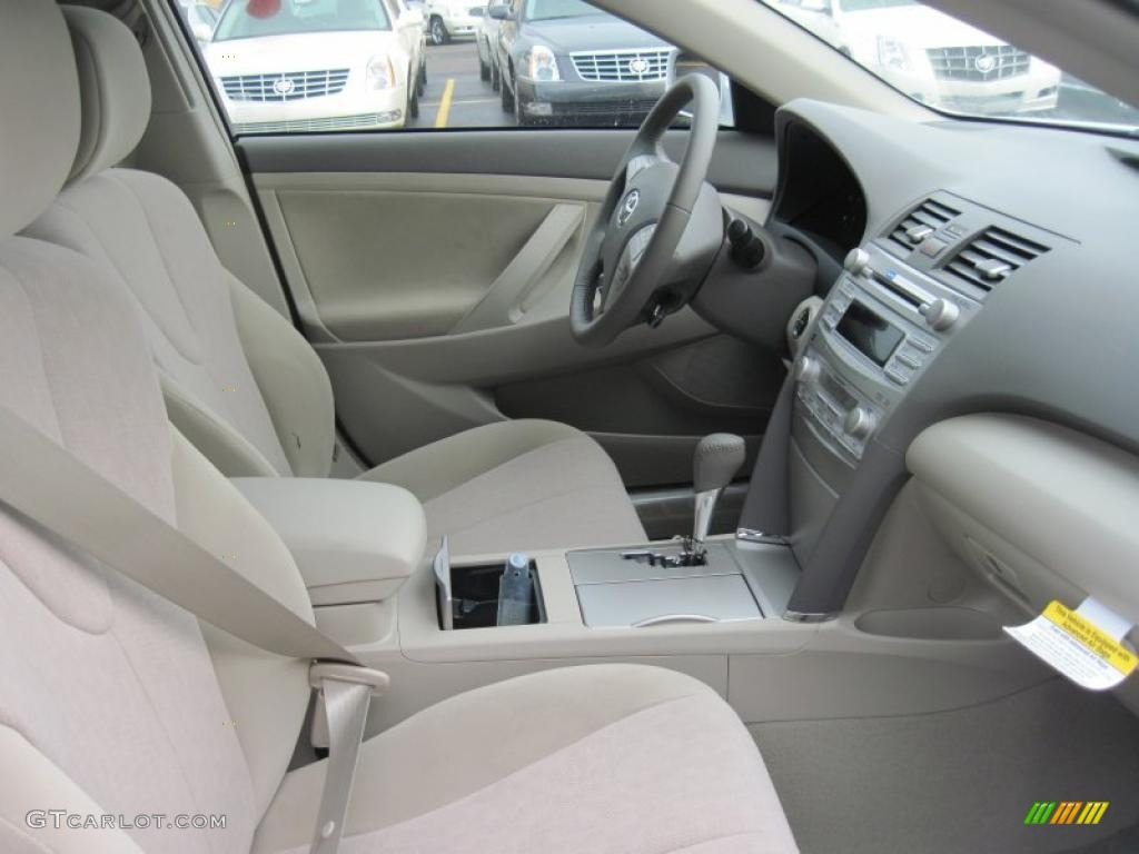 Bisque Interior 2011 Toyota Camry Hybrid Photo 41839633