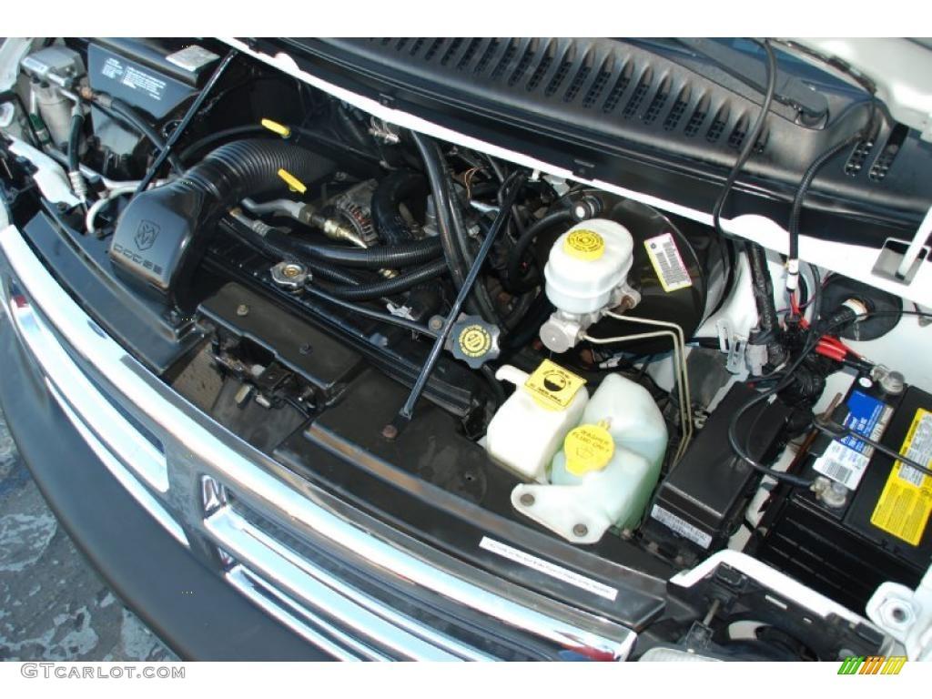 2003 dodge ram van 1500 passenger conversion 5 2 liter ohv 16 valve v8 engine photo 41846793. Black Bedroom Furniture Sets. Home Design Ideas