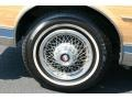 1988 Buick Electra Estate Wagon Wheel and Tire Photo
