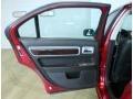 2008 Vivid Red Metallic Lincoln MKZ AWD Sedan  photo #19