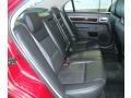 2008 Vivid Red Metallic Lincoln MKZ AWD Sedan  photo #21