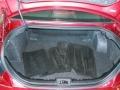 2008 Vivid Red Metallic Lincoln MKZ AWD Sedan  photo #27