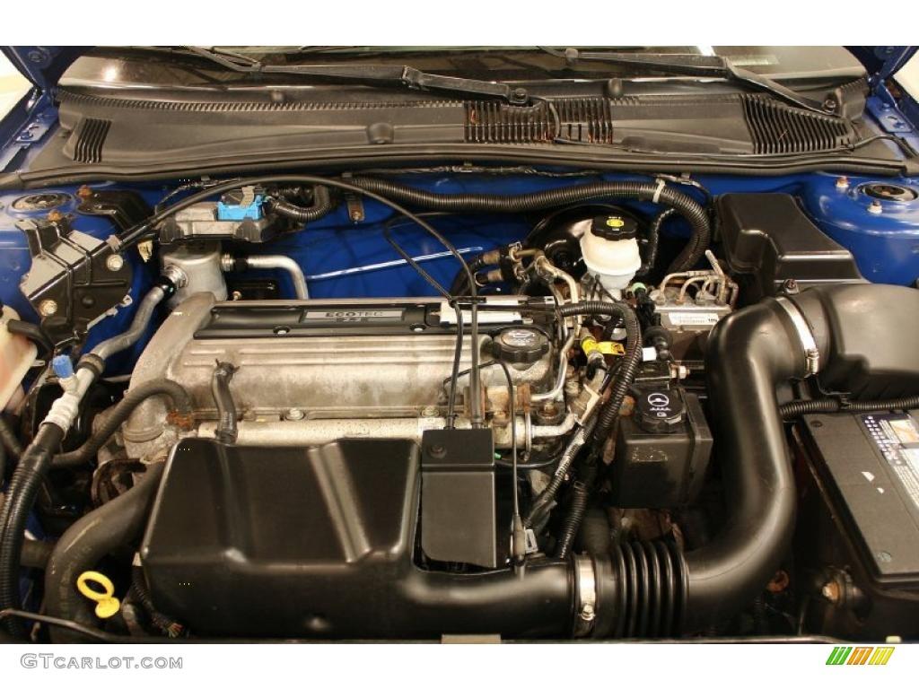 Motor Repair Manual 1998 Chevrolet Cavalier Engine