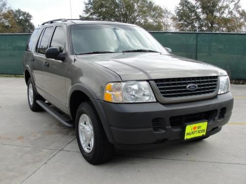 2003 Ford Explorer XLS Data, Info and Specs