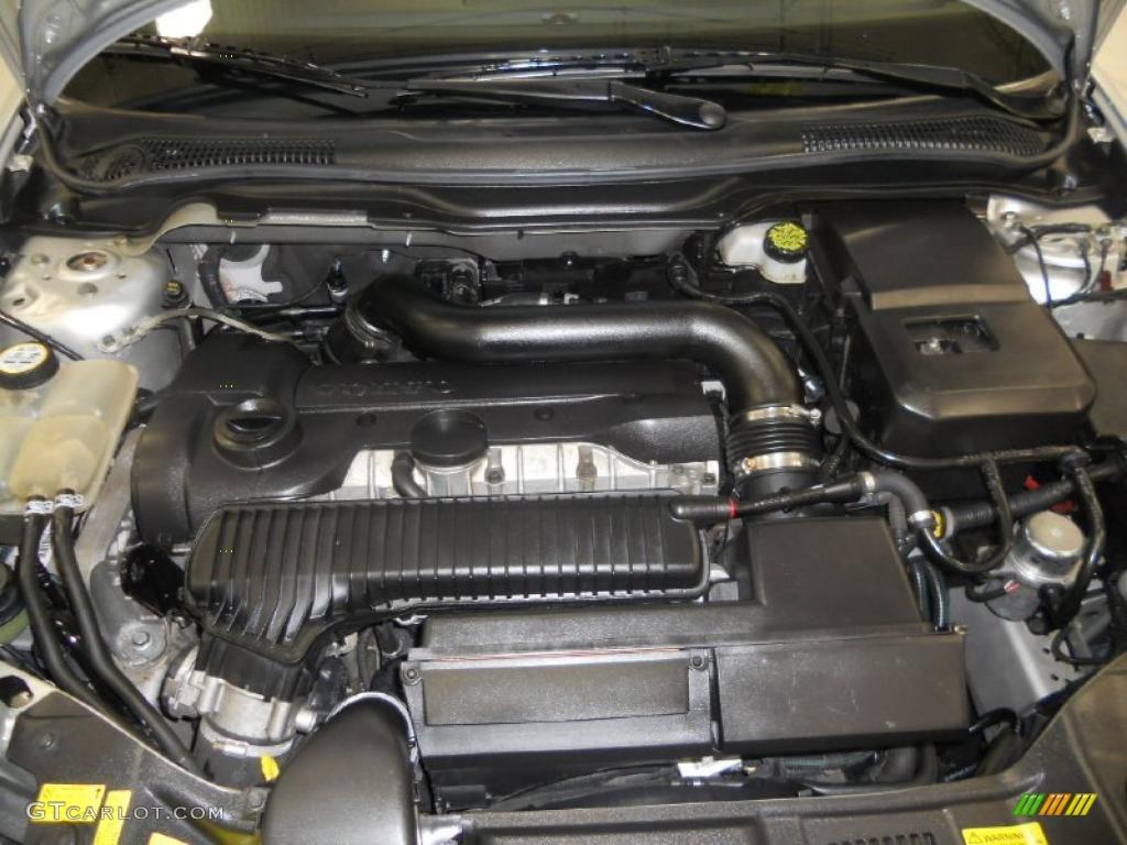 Volvo S40 T5 Engine