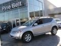 2007 Brilliant Silver Metallic Nissan Murano SL AWD  photo #1
