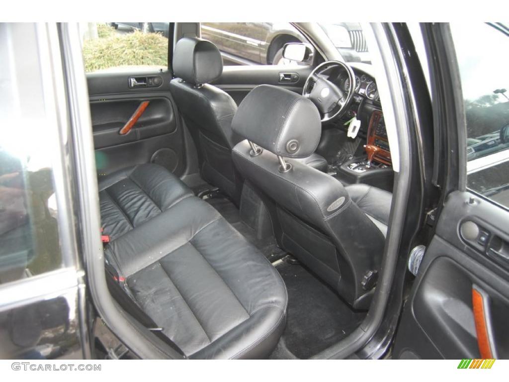 2002 Volkswagen Passat Glx 4motion Wagon Interior Photo 41866777
