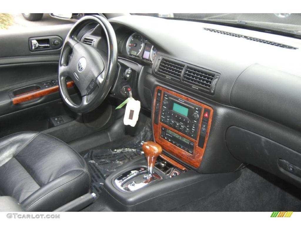 2002 Volkswagen Passat Glx 4motion Wagon Dashboard Photos