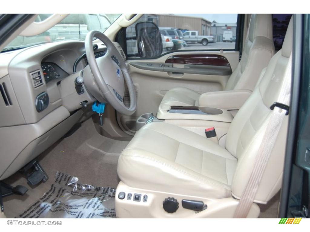 2003 Ford Excursion Limited Interior Photo 41868681