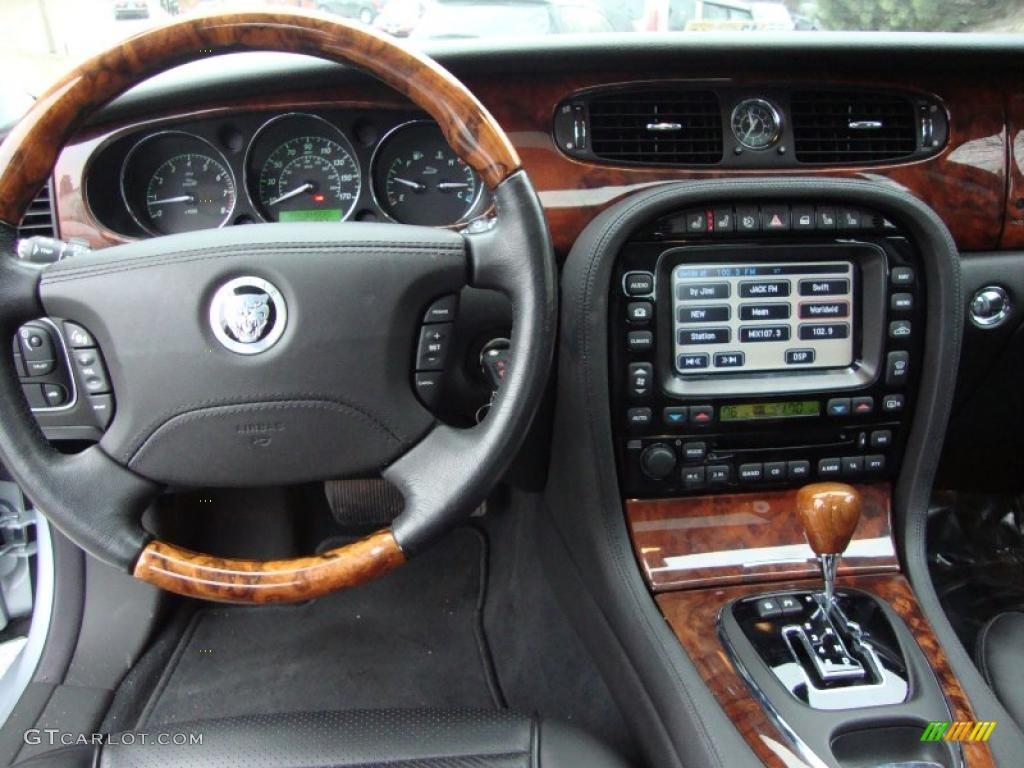 2008 Jaguar XJ XJ8 Interior Photo #41868913