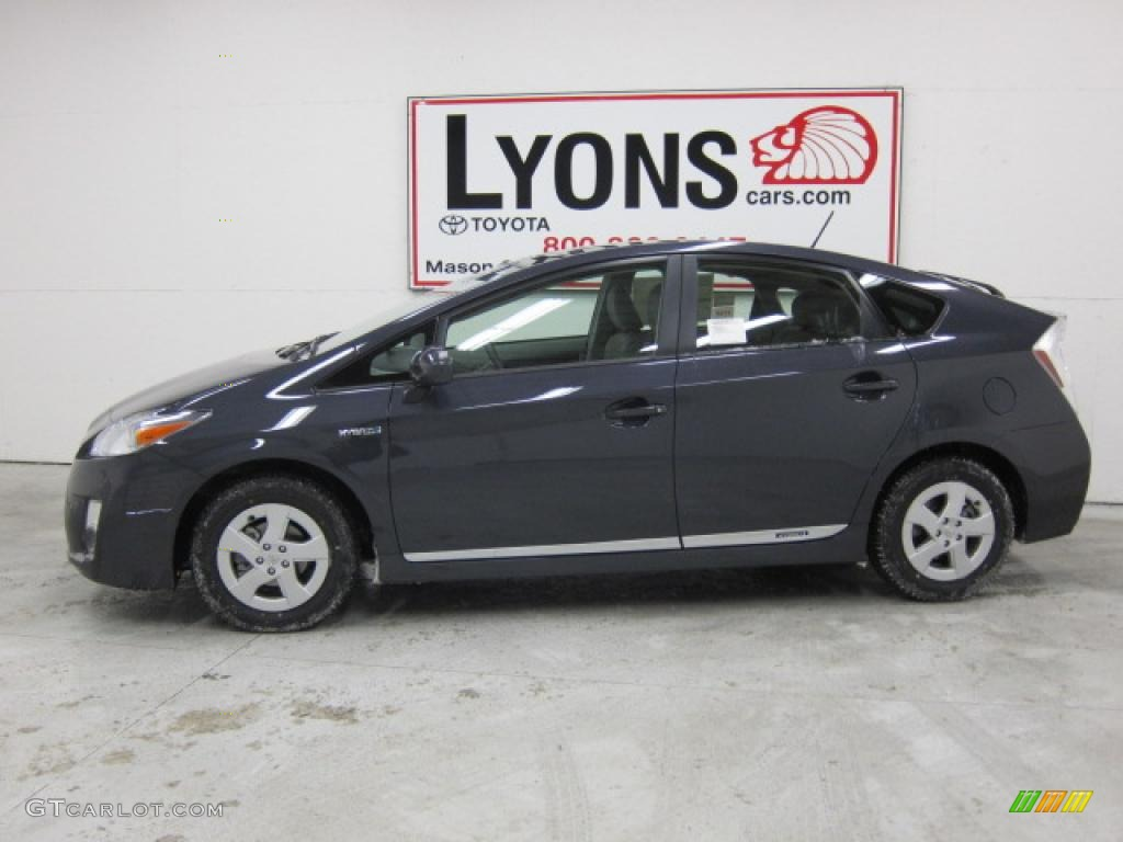 2010 Winter Gray Metallic Toyota Prius Hybrid Iv 41865411