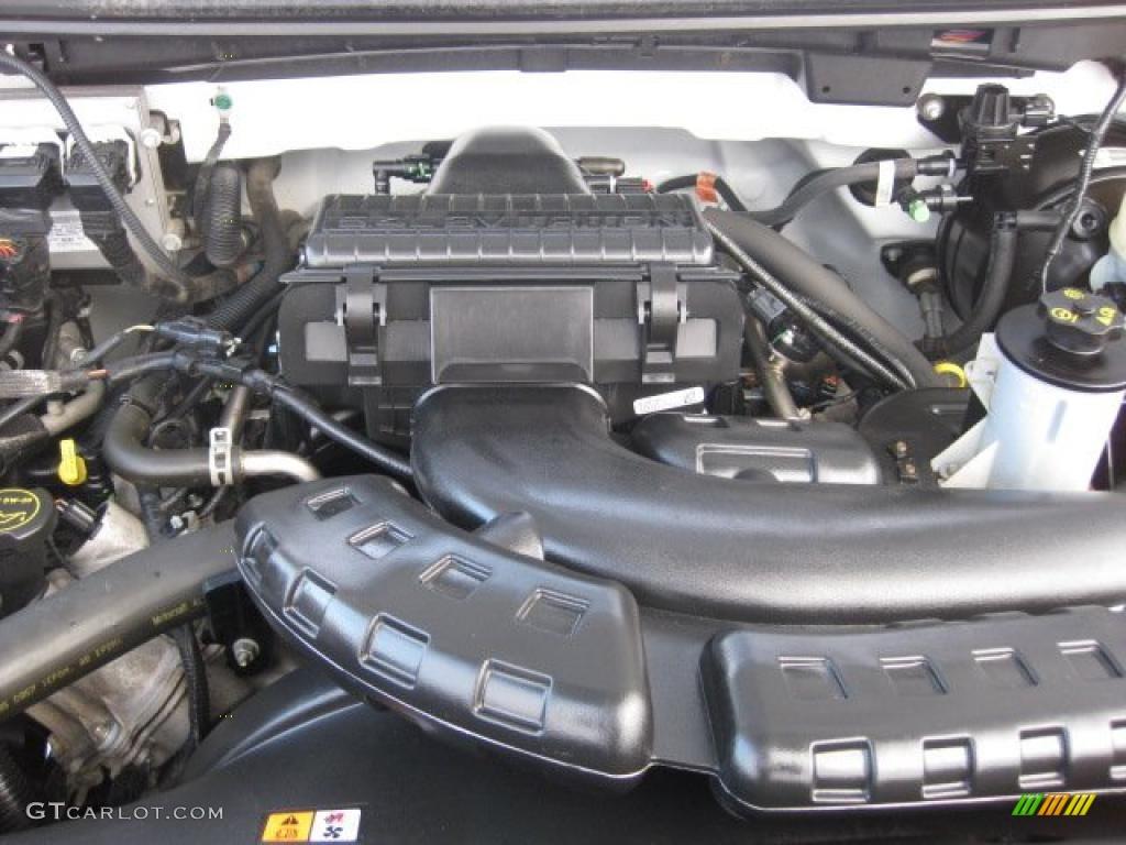 2005 ford f150 xl regular cab 5 4 liter sohc 24 valve triton v8 engine photo 41873574. Black Bedroom Furniture Sets. Home Design Ideas