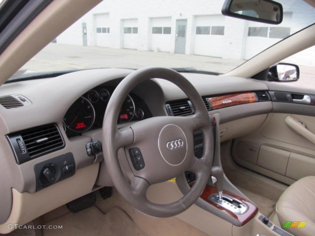 beige interior 2003 audi a6 3 0 quattro sedan photo. Black Bedroom Furniture Sets. Home Design Ideas