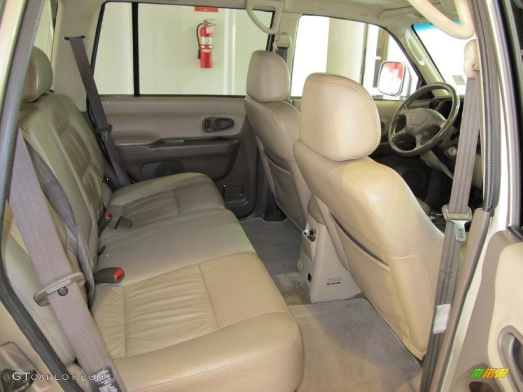 2001 mitsubishi montero sport limited interior photo for Mitsubishi montero interior
