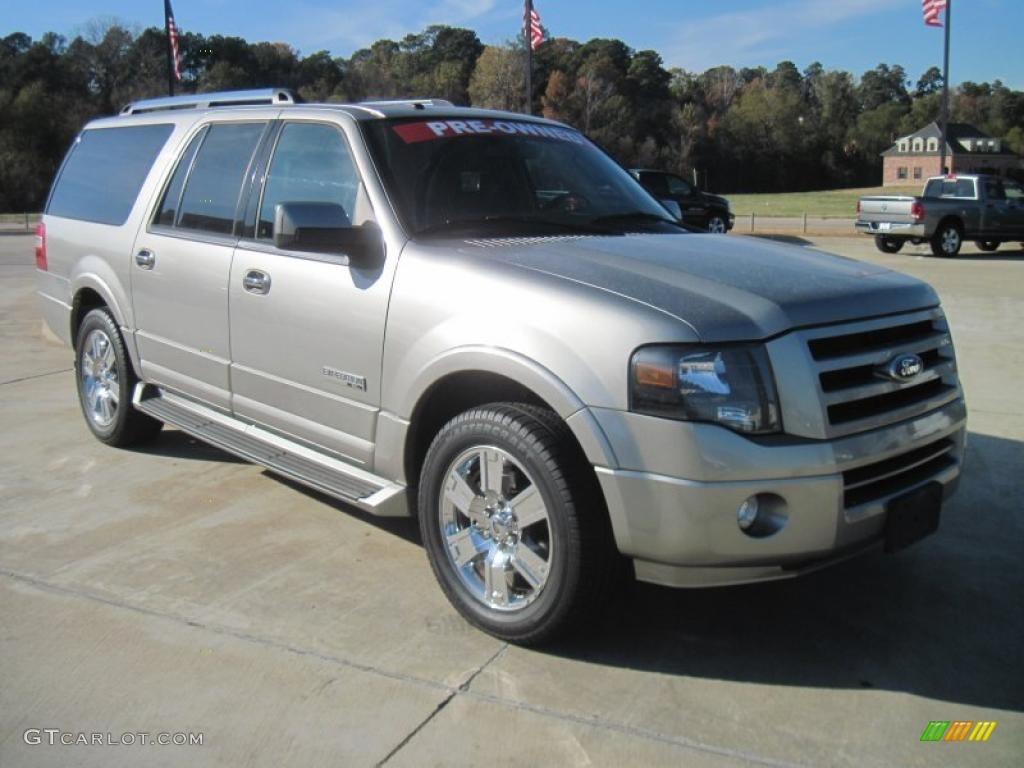 2008 ford expedition el limited exterior photos. Black Bedroom Furniture Sets. Home Design Ideas