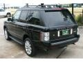 2007 Java Black Pearl Land Rover Range Rover Supercharged  photo #9