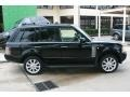 2007 Java Black Pearl Land Rover Range Rover Supercharged  photo #13