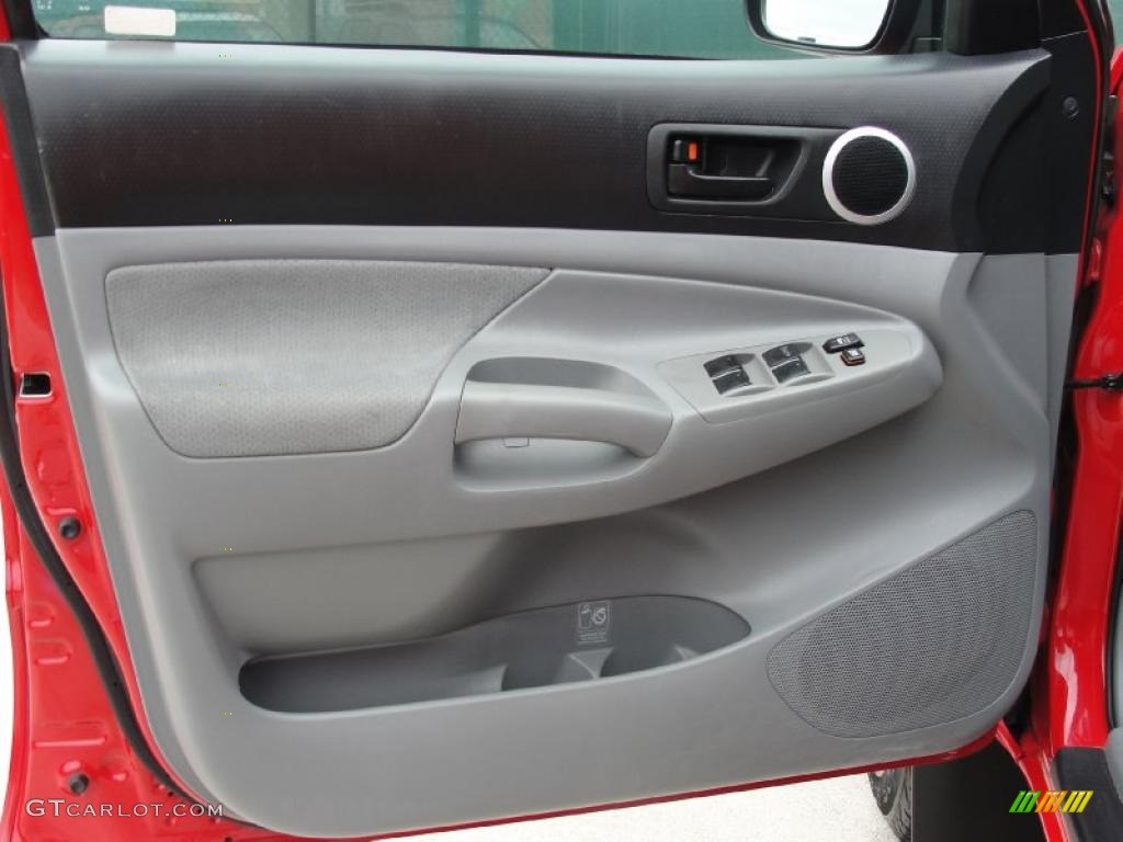 2007 Toyota Tacoma V6 Prerunner Double Cab Door Panel