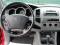 Graphite Gray 2007 Toyota Tacoma Interiors