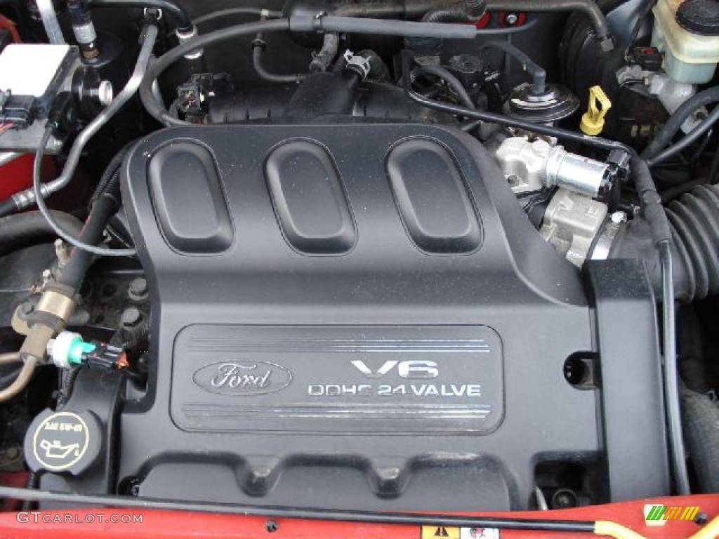 ford escape 3 0 v6 engine 2002 Ford Escape XLS 2002 Ford Escape V6 Specs
