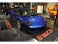 Blue Fontus (Dark Blue) 2009 Lamborghini Gallardo LP560-4 Coupe