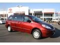 Salsa Red Pearl 2006 Toyota Sienna Gallery