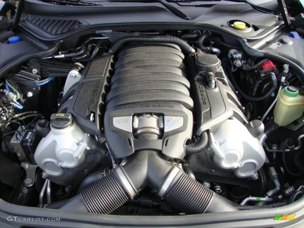 2010 Porsche Panamera 4s 4 8 Liter Dfi Dohc 32 Valve Variocam Plus V8 Engine Photo 41952156 Gtcarlot Com